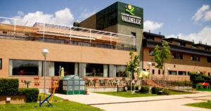 CENTRO RESIDENCIAL VALDELUZ